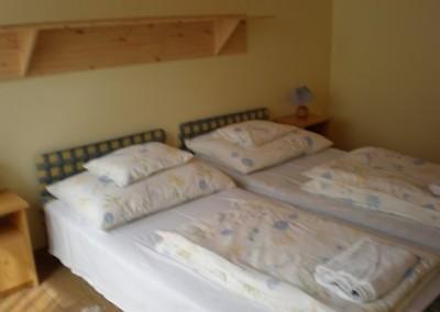 Mátyás Vendéház ágyak