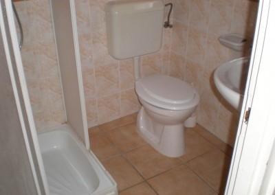 Mátyás király vendégház fürdő